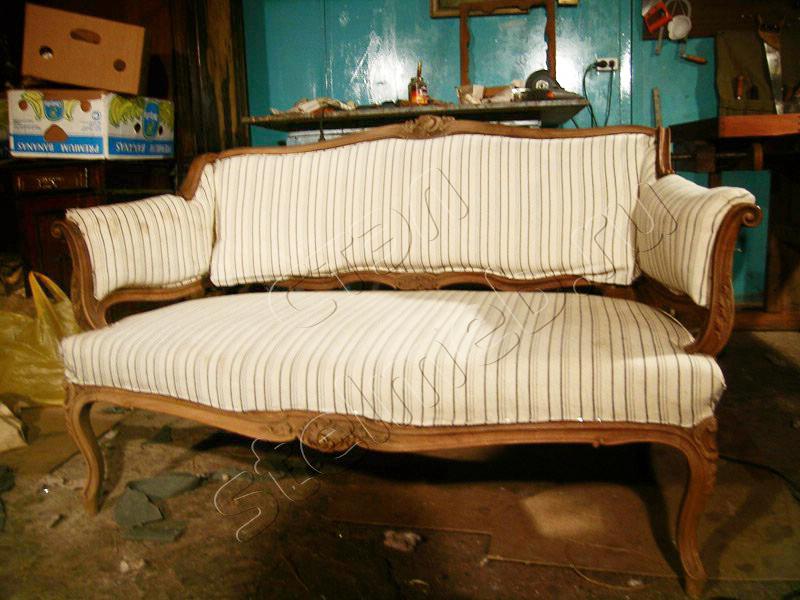 Мастерская «СТЭЛ»: Реставрация старинной мебели